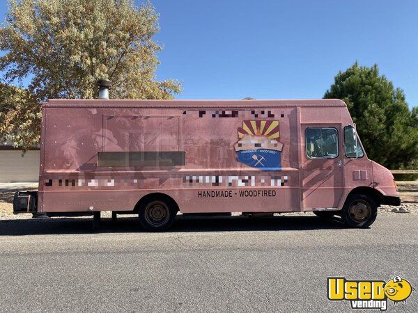 1995 Chevy Pizza Food Truck Arizona Diesel Engine for Sale