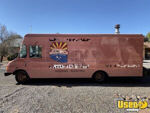 1995 Chevy Pizza Food Truck Concession Window Arizona Diesel Engine for Sale