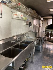 1995 Chevy Pizza Food Truck Refrigerator Arizona Diesel Engine for Sale