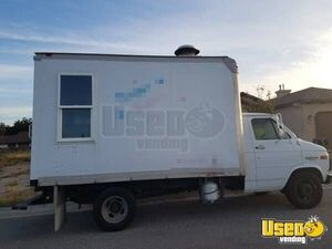 1995 Chevy Vanclassic All-purpose Food Truck Air Conditioning New Mexico Gas Engine for Sale