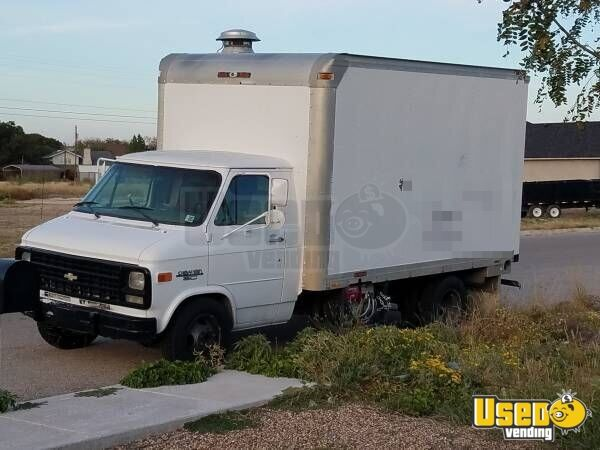 1995 Chevy Vanclassic All-purpose Food Truck New Mexico Gas Engine for Sale