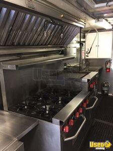 1995 Econoline Kitchen Food Truck All-purpose Food Truck Generator Michigan Gas Engine for Sale