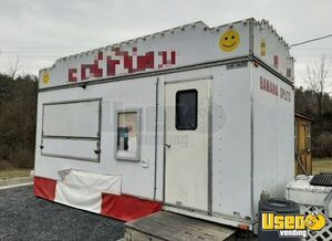 1995 Food Concession Trailer Concession Trailer Air Conditioning Virginia for Sale