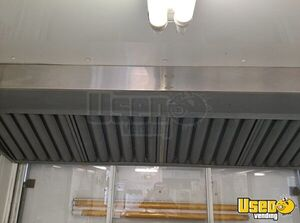 1995 Food Concession Trailer Concession Trailer Interior Lighting Virginia for Sale