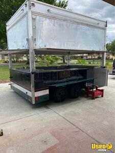1995 Food Concession Trailer Concession Trailer Microwave Florida for Sale