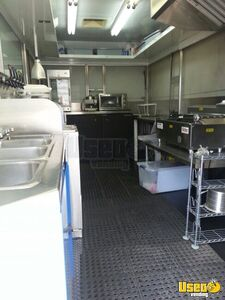1995 Food Concession Trailer Concession Trailer Refrigerator North Dakota for Sale