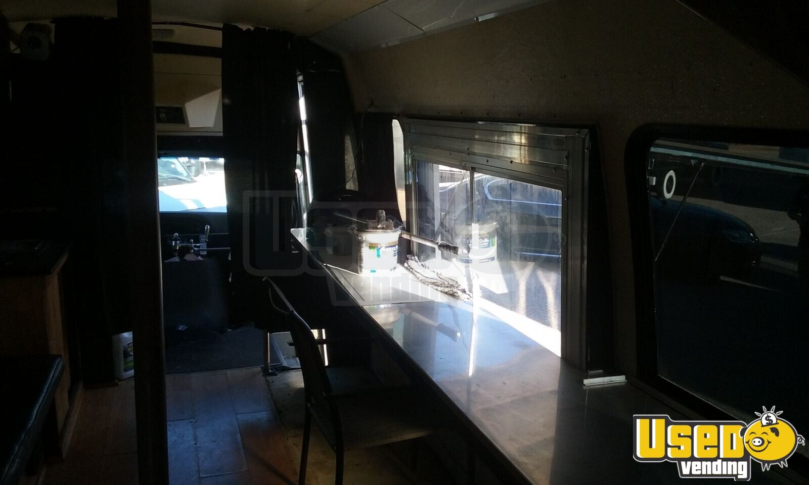 1995 Ford Econ Lt318 Food Truck Work Table Arizona Diesel Engine for Sale - 8