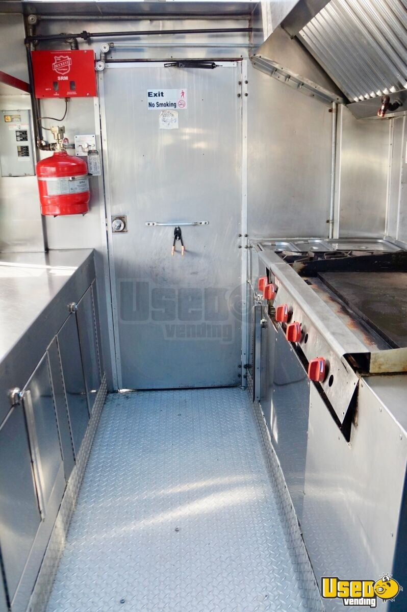 1995 Gmc All-purpose Food Truck Awning California Gas Engine for Sale - 6