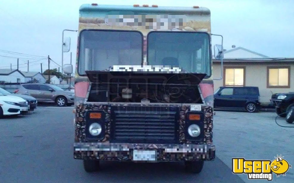1995 Gmc Food Truck 11 California for Sale - 11