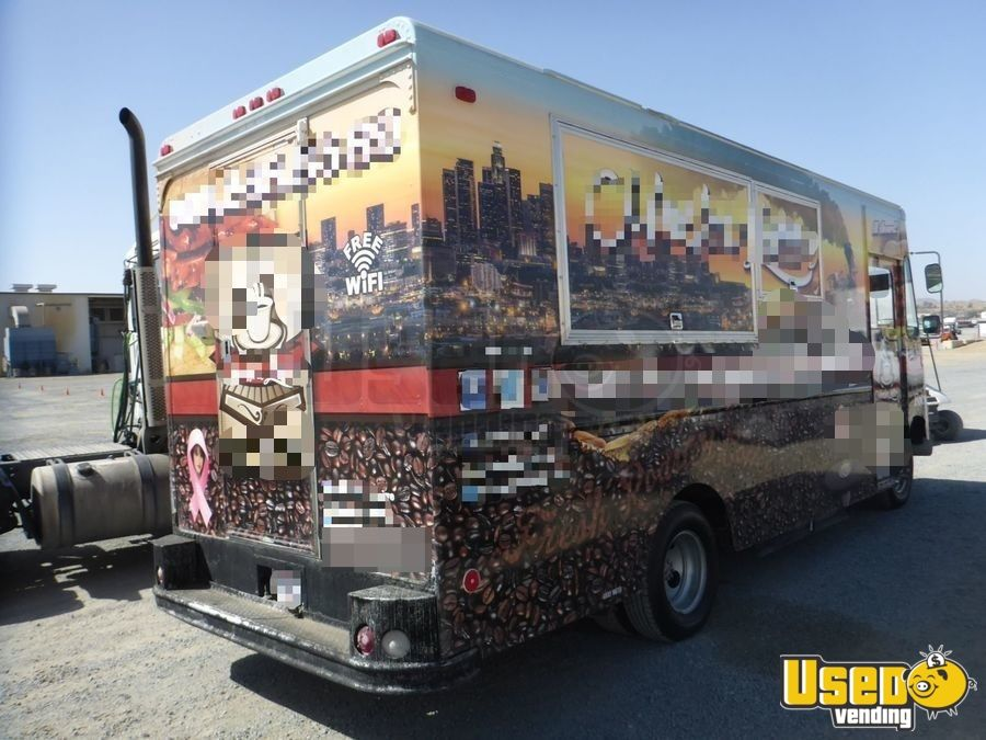 1995 Gmc Food Truck Awning California for Sale - 4