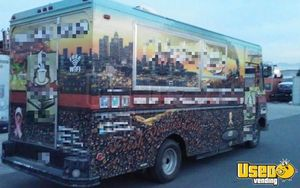 1995 Gmc Food Truck Hand-washing Sink California for Sale