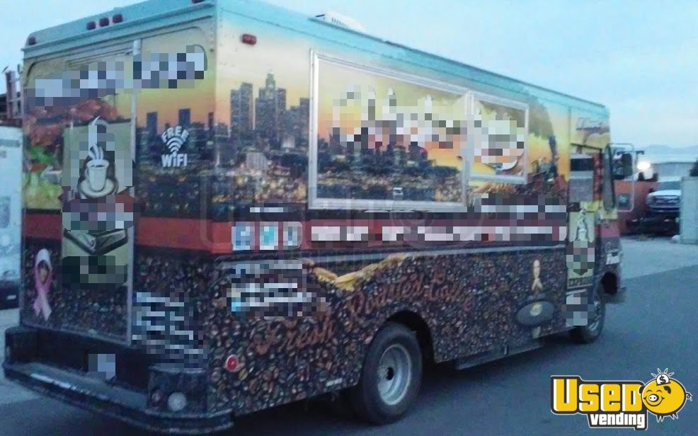1995 Gmc Food Truck Hand-washing Sink California for Sale - 9