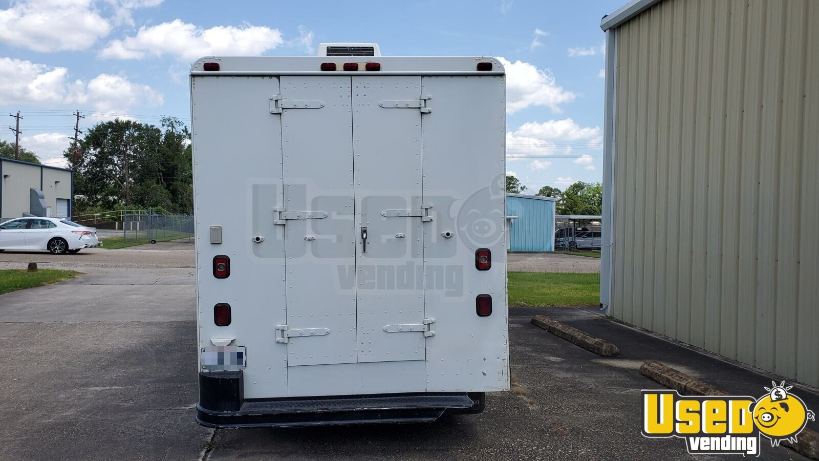 1995 P-30 Step Van Stepvan Insulated Walls Louisiana Gas Engine for Sale - 4