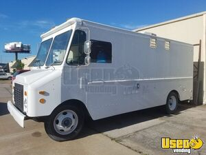 1995 P30 Step Van Kitchen Food Truck All-purpose Food Truck Air Conditioning Oklahoma Gas Engine for Sale