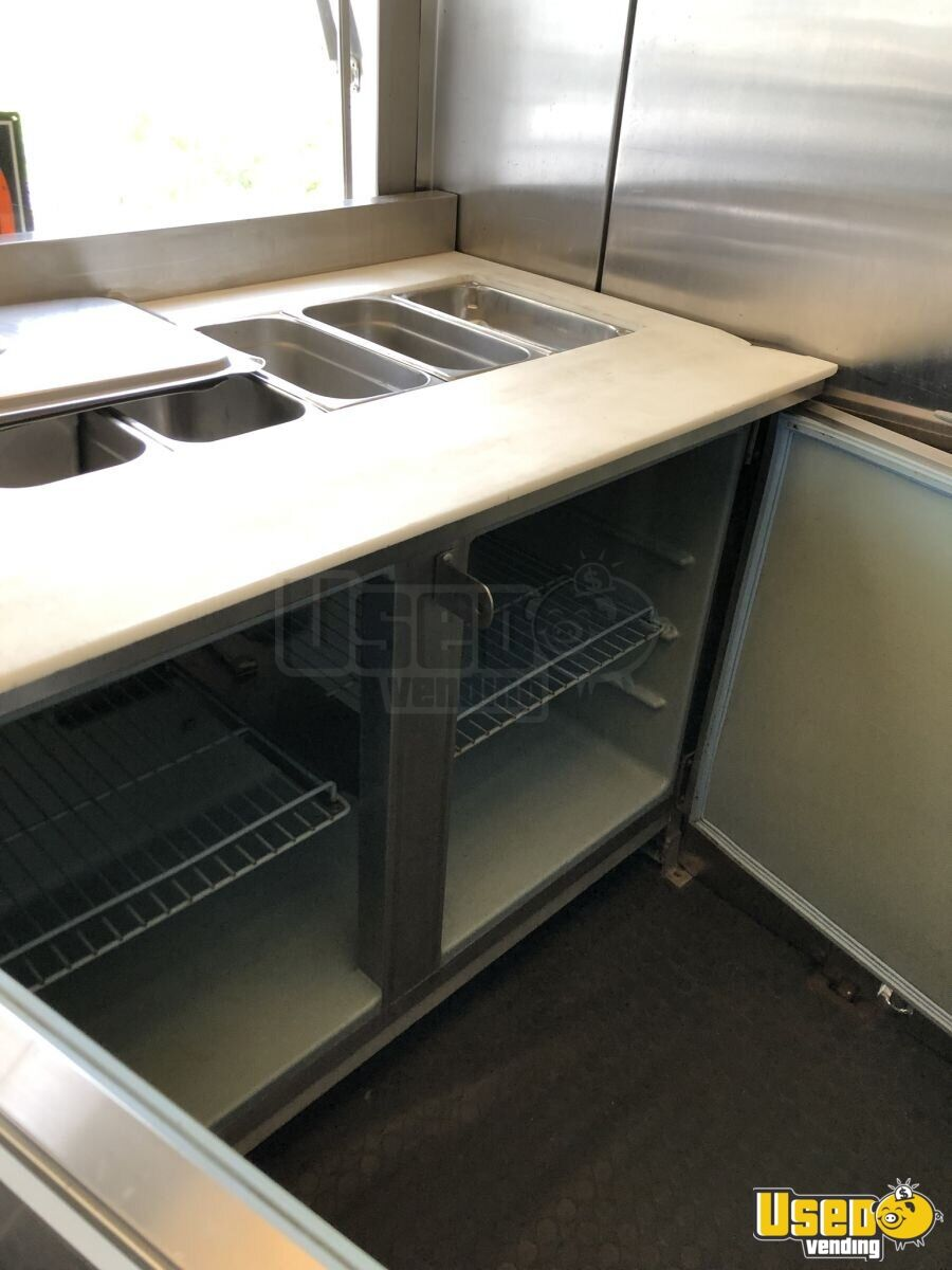 1995 P30 Step Van Kitchen Food Truck All-purpose Food Truck Exhaust Hood Iowa Gas Engine for Sale - 14