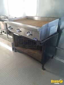 1995 P30 Step Van Kitchen Food Truck All-purpose Food Truck Hand-washing Sink Oklahoma Gas Engine for Sale