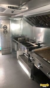 1995 P30 Step Van Kitchen Food Truck All-purpose Food Truck Interior Lighting Oklahoma Gas Engine for Sale