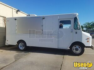 1995 P30 Step Van Kitchen Food Truck All-purpose Food Truck Oklahoma Gas Engine for Sale