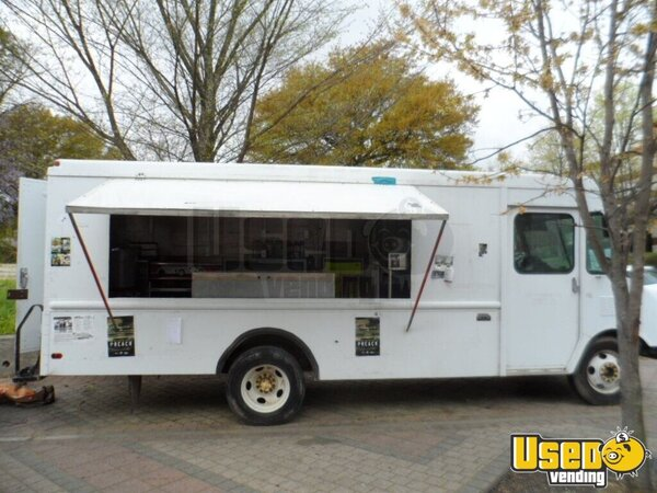 chevy p32 food truck for sale in georgia used food truck. Black Bedroom Furniture Sets. Home Design Ideas