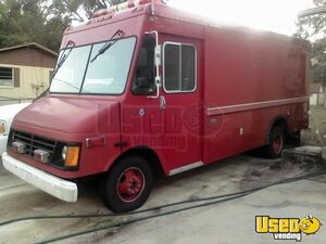 1995 Stepvan Air Conditioning Florida Diesel Engine for Sale