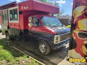 1995 Vandura 3500 Food Truck All-purpose Food Truck Air Conditioning Virginia Gas Engine for Sale