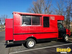 1995 Vandura Kitchen Food Truck All-purpose Food Truck Generator New Jersey Gas Engine for Sale