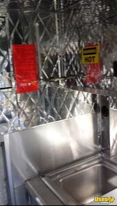 1995 Vandura Kitchen Food Truck All-purpose Food Truck Steam Table New Jersey Gas Engine for Sale