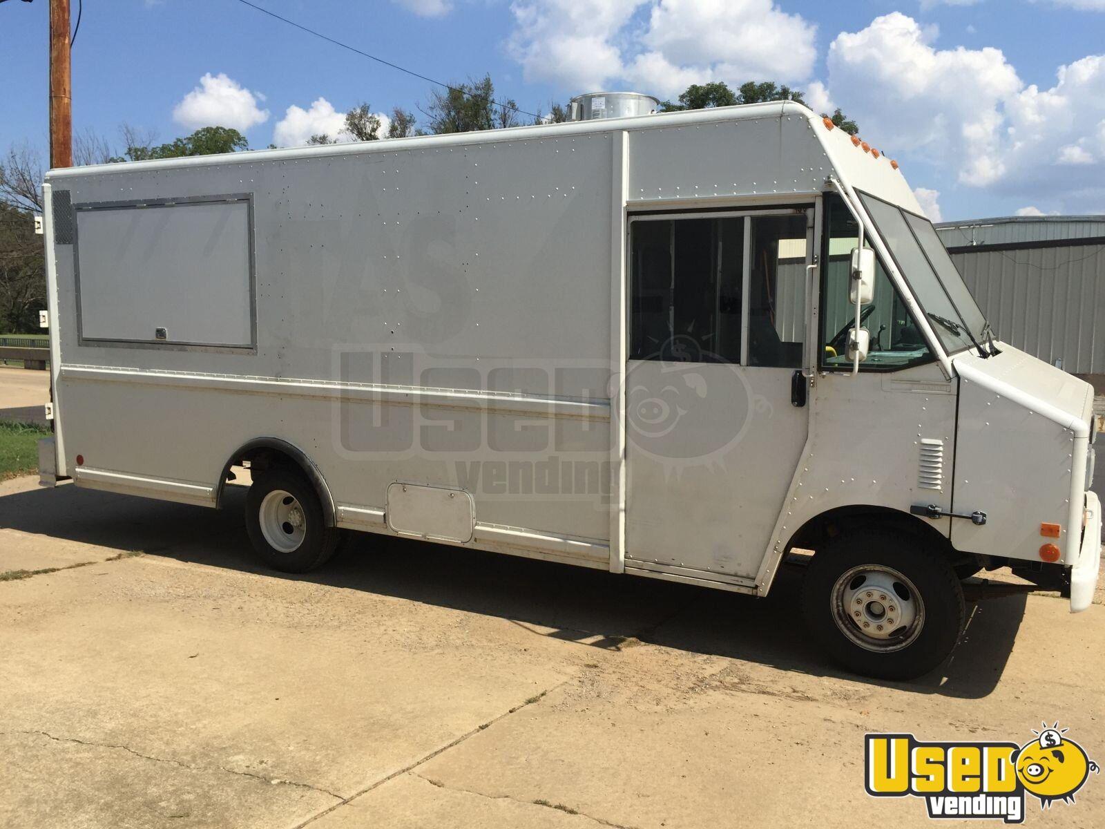 16 39 mobile kitchen truck used food truck for sale in missouri. Black Bedroom Furniture Sets. Home Design Ideas