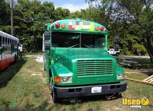 1996 All-purpose Food Truck All-purpose Food Truck Cabinets Texas Diesel Engine for Sale