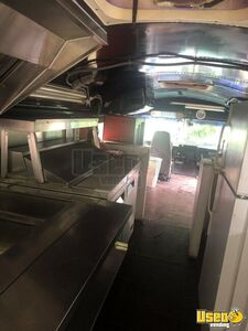 1996 All-purpose Food Truck All-purpose Food Truck Stainless Steel Wall Covers Texas Diesel Engine for Sale