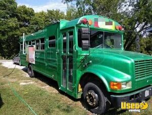 1996 All-purpose Food Truck All-purpose Food Truck Texas Diesel Engine for Sale