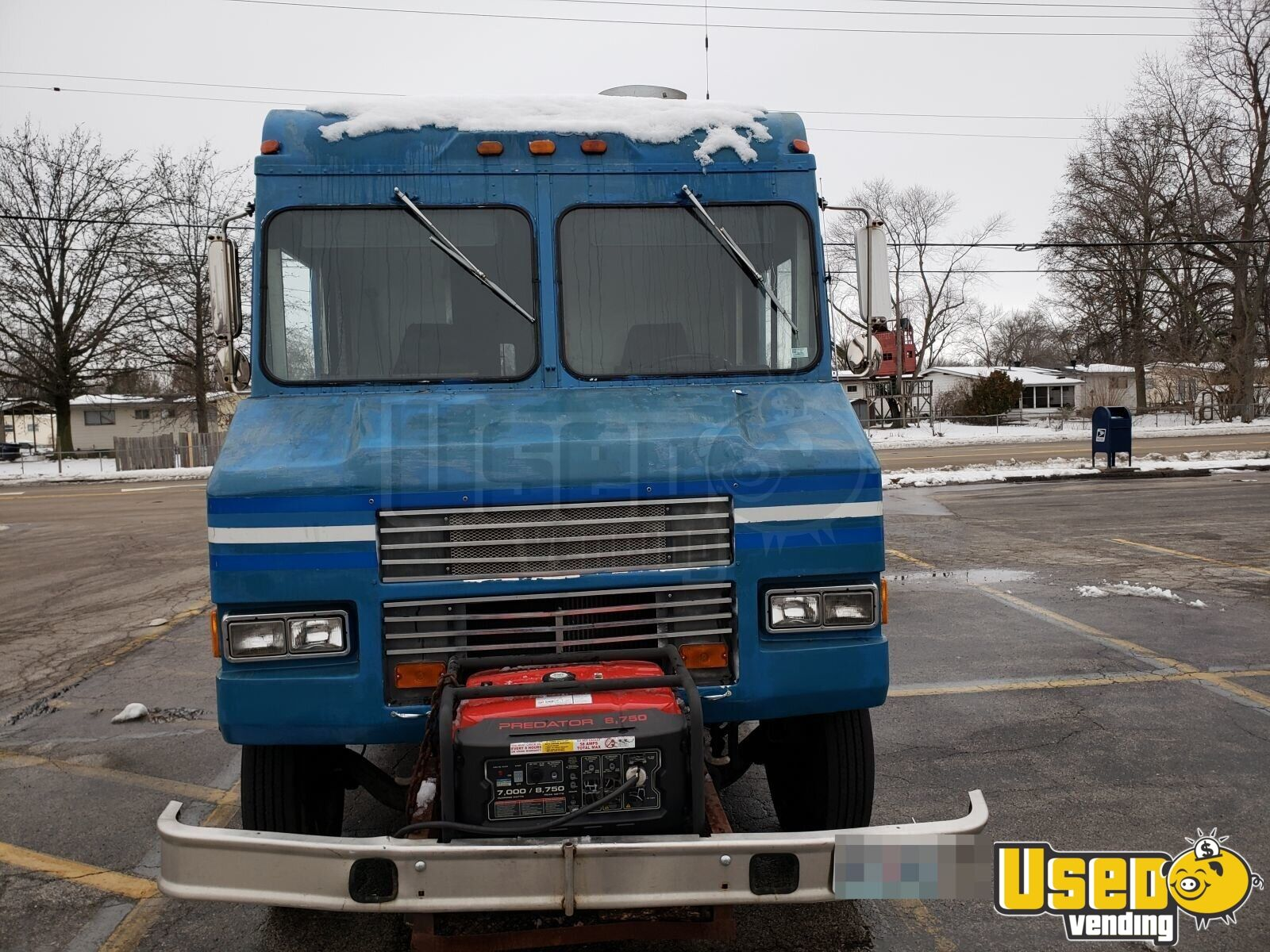 1996 All-purpose Food Truck Awning Missouri Diesel Engine for Sale - 6