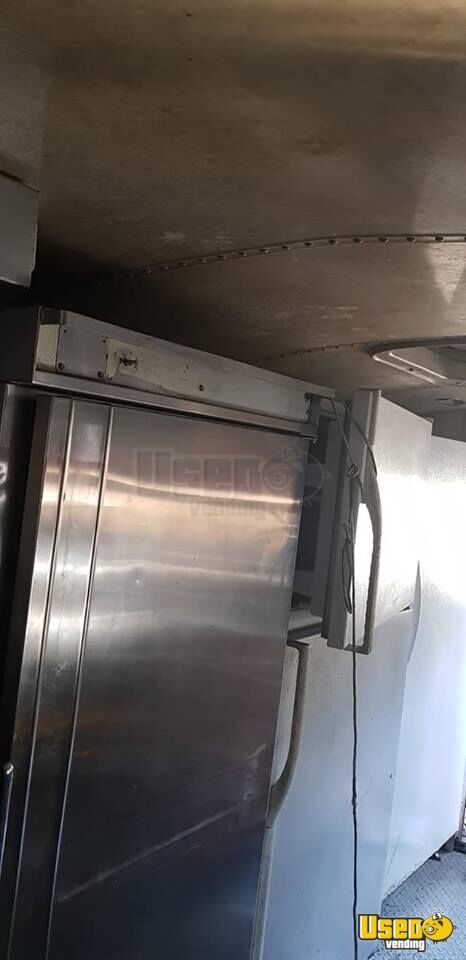1996 All-purpose Food Truck Chargrill Georgia Diesel Engine for Sale - 10