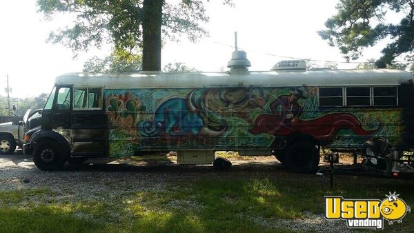 1996 All-purpose Food Truck Georgia Diesel Engine for Sale