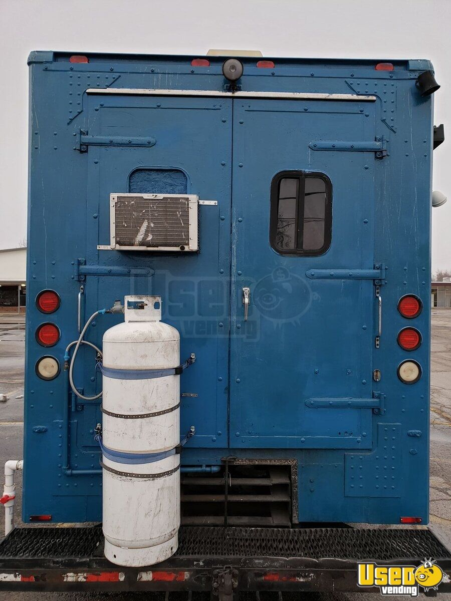 1996 All-purpose Food Truck Propane Tank Missouri Diesel Engine for Sale - 9