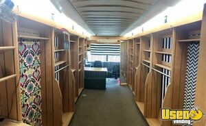 1996 Bus 3800 Dt466 Mobile Boutique Truck Additional 4 Kansas Diesel Engine for Sale