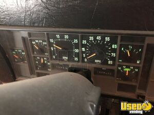 1996 Bus 3800 Dt466 Mobile Boutique Truck Diesel Engine Kansas Diesel Engine for Sale