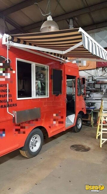 1996 Chevy All-purpose Food Truck Illinois Gas Engine for Sale