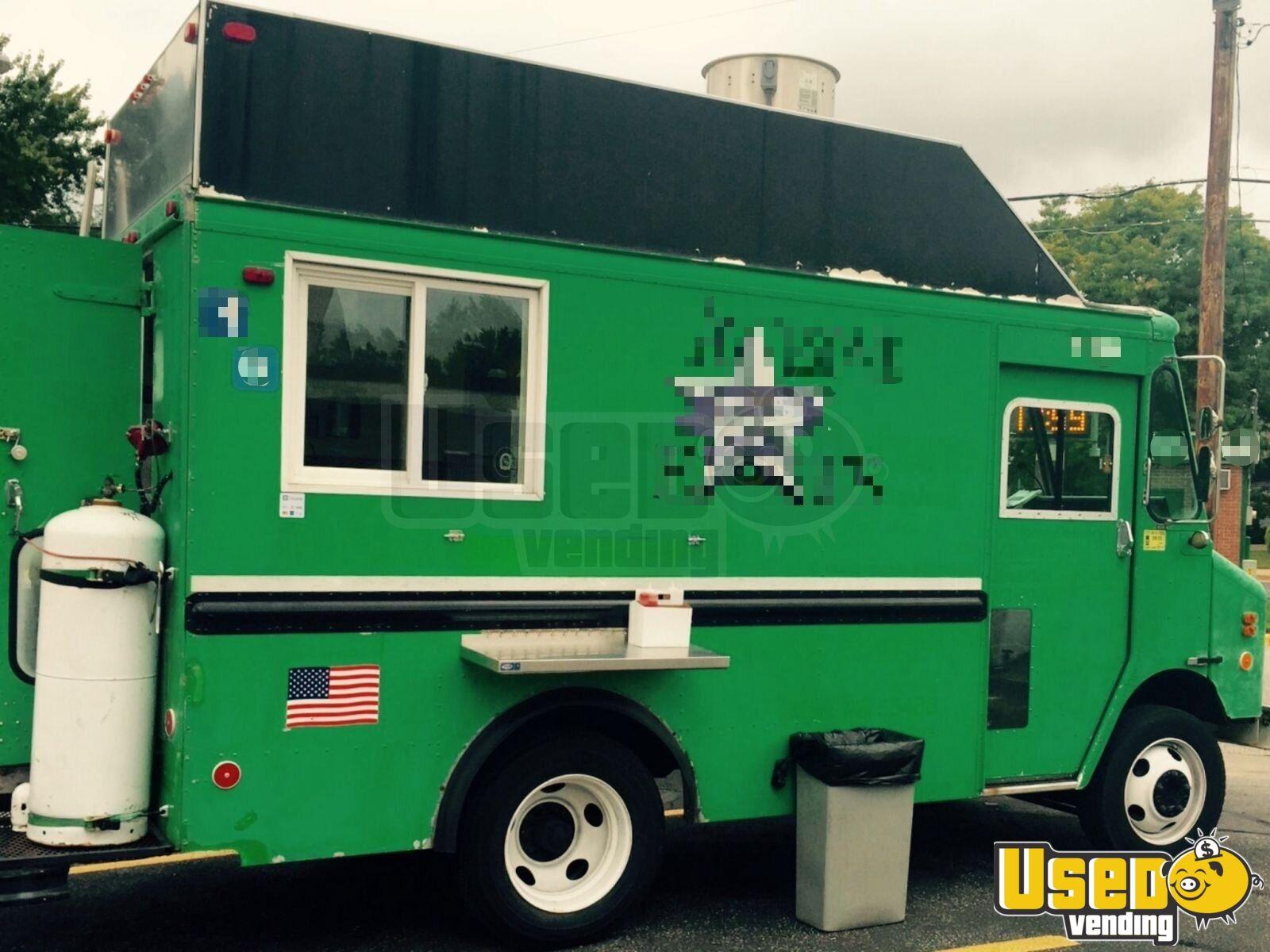 Trucks For Sale Mn >> Chevrolet Mobile Kitchen Food Truck For Sale In Minnesota