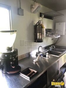 1996 Chevy Grumman Coffee Truck Chef Base Michigan Gas Engine for Sale