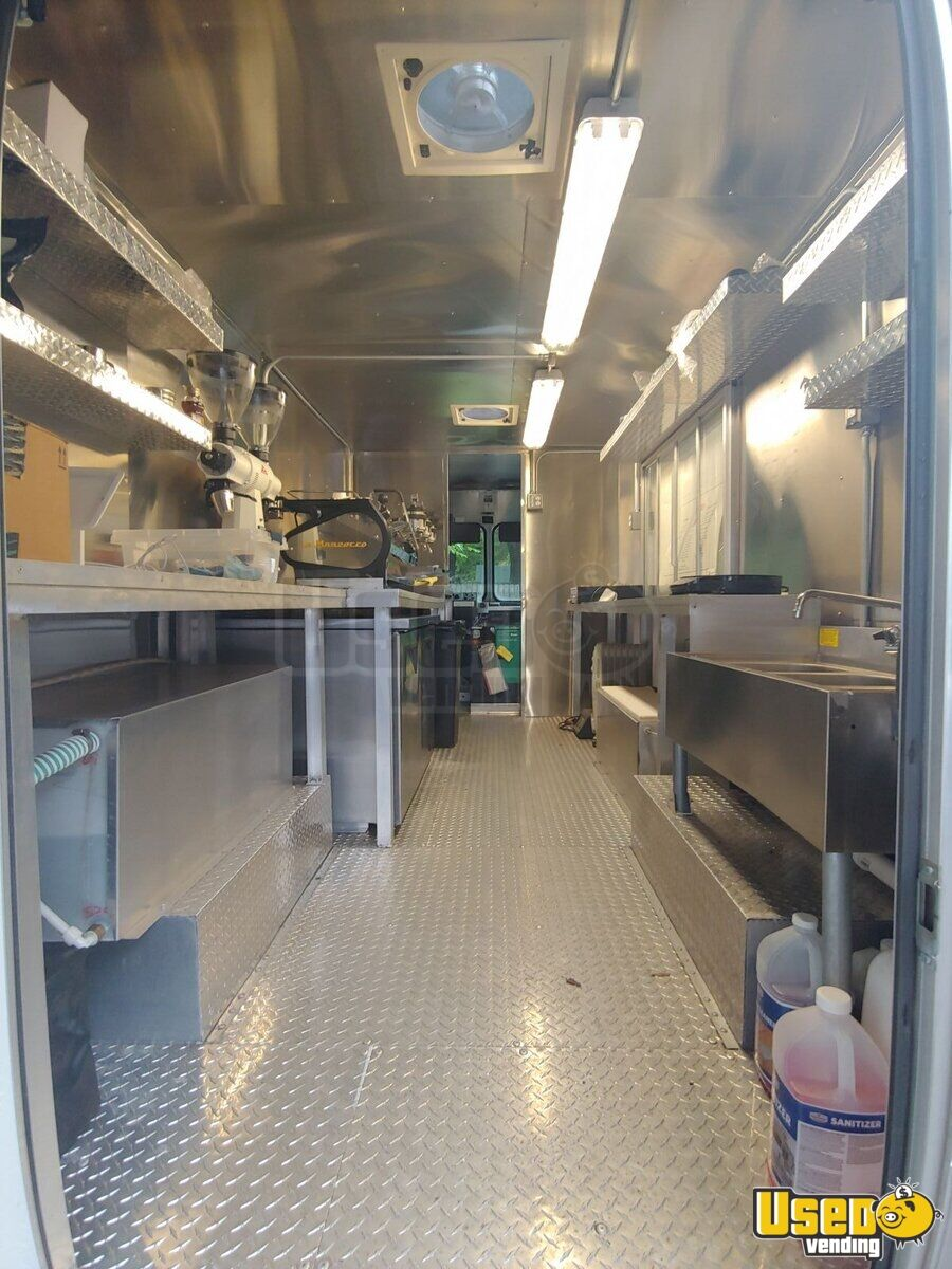 1996 Chevy P30 Food Truck Generator Tennessee Gas Engine for Sale - 10