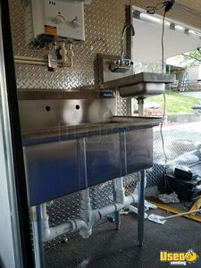 1996 E350 Food Truck All-purpose Food Truck Exhaust Hood Maryland Gas Engine for Sale