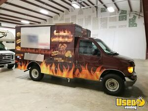1996 E350 Food Truck All-purpose Food Truck Maryland Gas Engine for Sale
