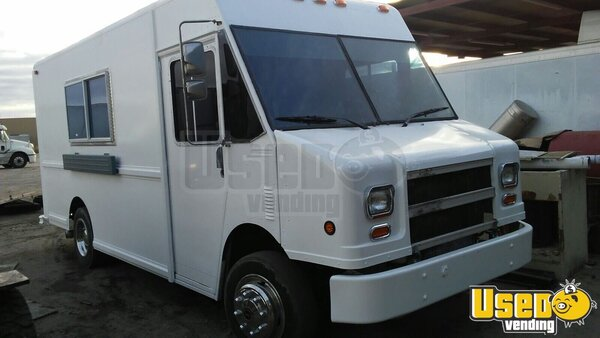 1996 Freight Linnet Model Mt16fd All-purpose Food Truck Texas Diesel Engine for Sale