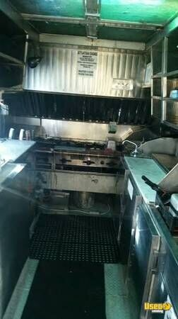 1996 Gmc Food Truck Flatgrill Colorado Gas Engine for Sale - 7