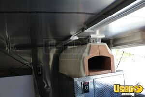 1996 Gmc Pizza Food Truck Diamond Plated Aluminum Flooring South Carolina Diesel Engine for Sale