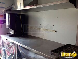 1996 Grumman Catering Food Truck Exhaust Hood California Gas Engine for Sale