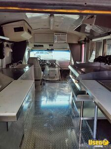 1996 Rally Wagon G3500 Food Truck All-purpose Food Truck Diamond Plated Aluminum Flooring Maryland Gas Engine for Sale