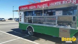 1996 Step Van Kitchen Food Truck All-purpose Food Truck Air Conditioning Colorado Gas Engine for Sale