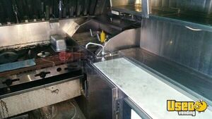 1996 Step Van Kitchen Food Truck All-purpose Food Truck Fryer Colorado Gas Engine for Sale